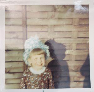 Image of Jayne Warrilow circa 1970